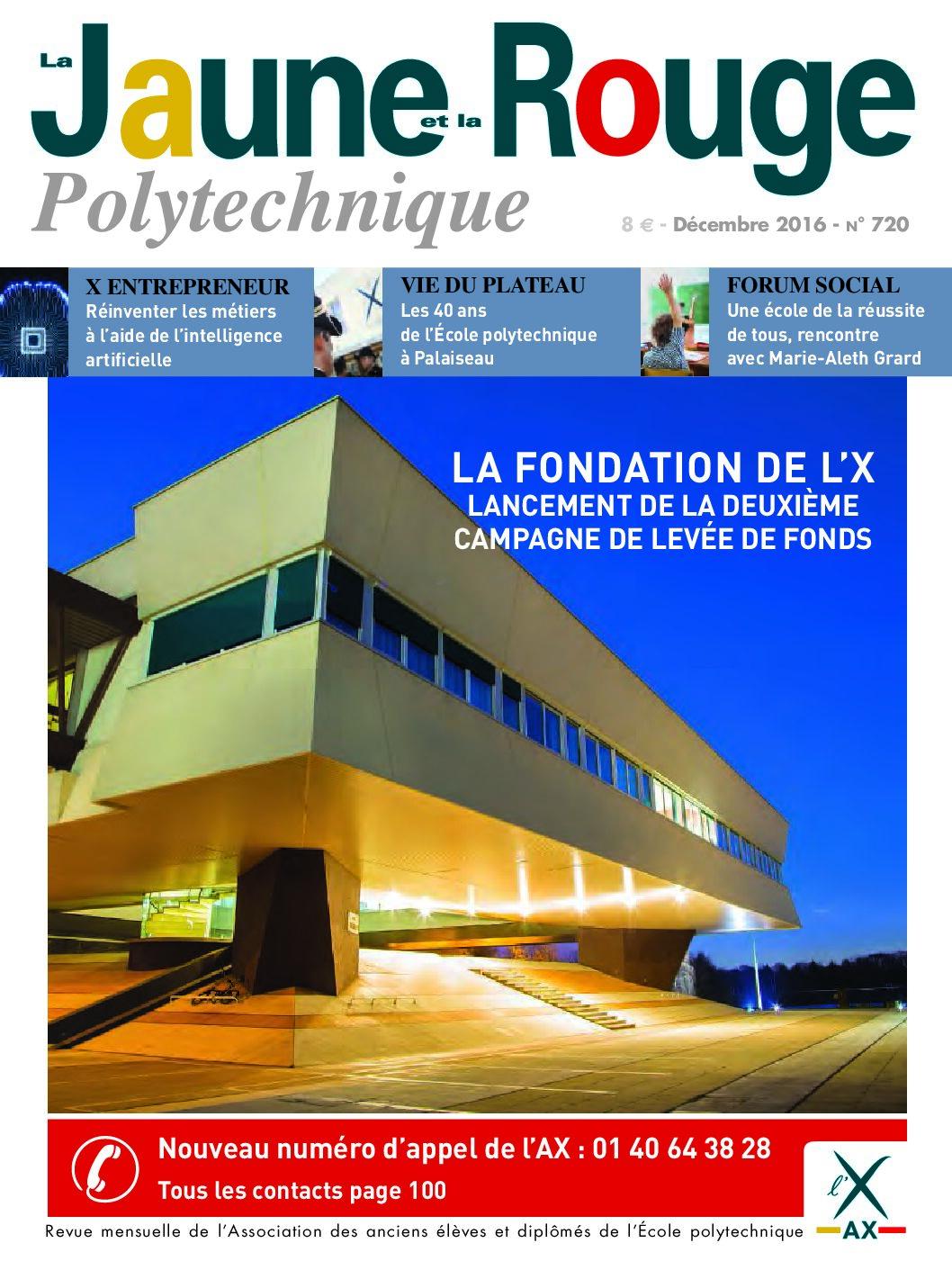 Magazine N° 720 Décembre 2016 10f8ed1529f3