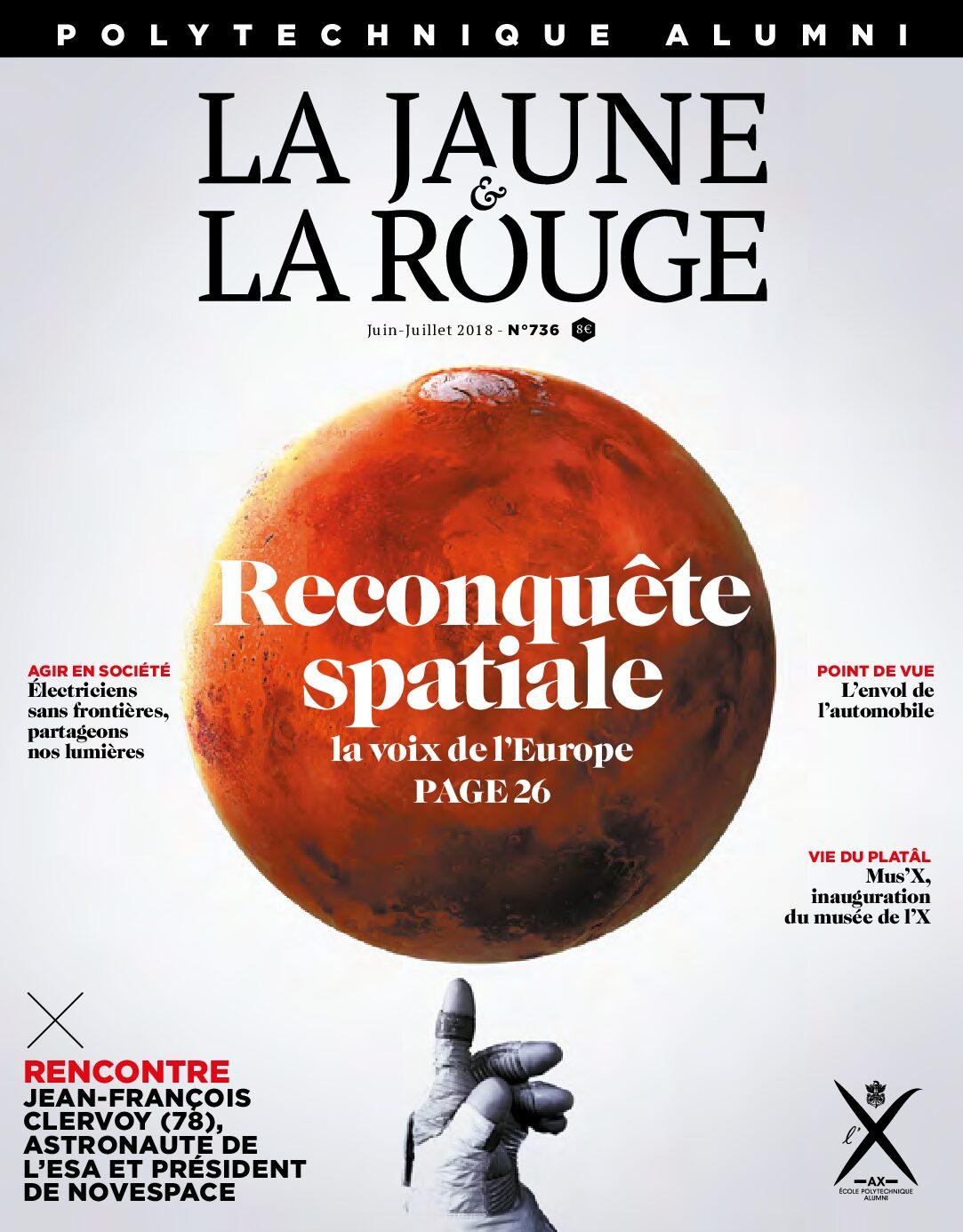 736 - La Jaune et la Rouge d886865f892b