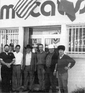 L'entreprise MECATISS