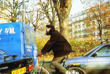 Faire du vélo à Paris