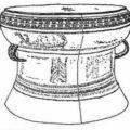 Tambour de bronze