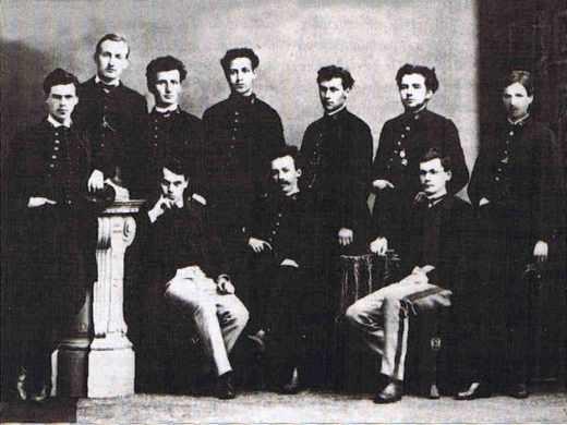 A polytechnique en 1871-1872