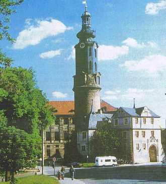 Weimar, en Allemagne