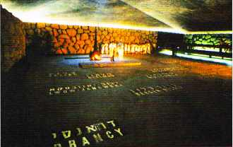 Yad Vashem, mémorial de la Shoah
