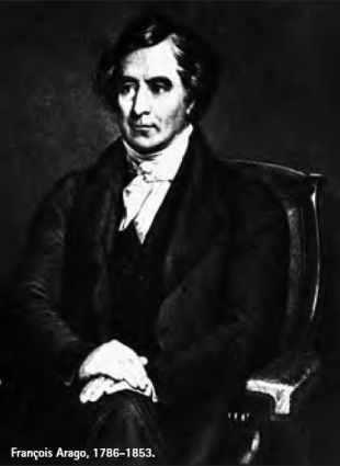 François Arago, 1786-1853.