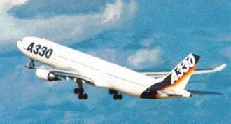A330 pour aller en Amérique