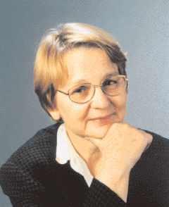 Maria Nowak, présidente de l'ADIE.