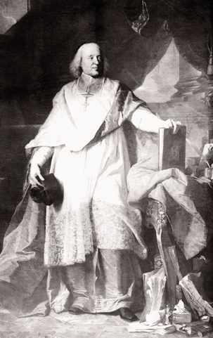 Bossuet par Hyacinthe Rigaud.