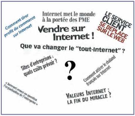 Vendre sur Internet