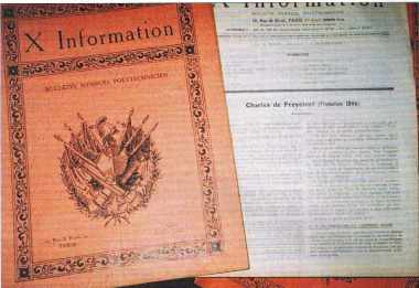 Bulletin X-Information