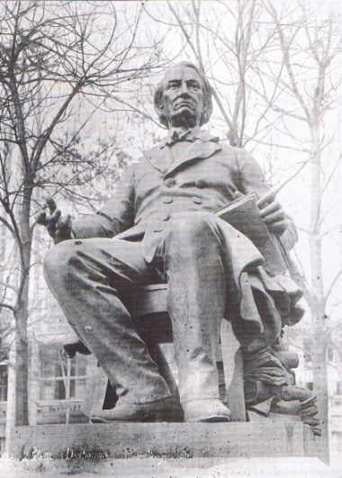 Statue de Louis BLANC