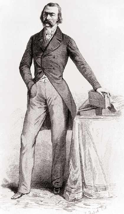 Victor Considérant (1808-1893) polytechnicien