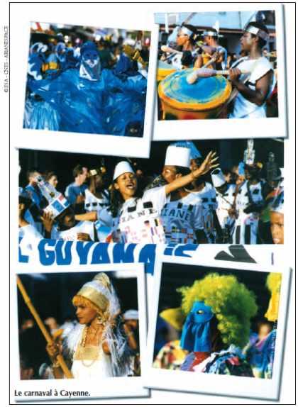 Carnaval à Cayenne