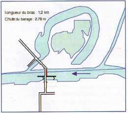 Méandre de la Grande Bosse sur la Seine