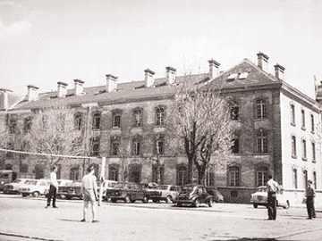 Paris XIIIe arrondissement, la caserne Lourcine après la guerre.