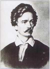 Le poète Sandor Petöfi