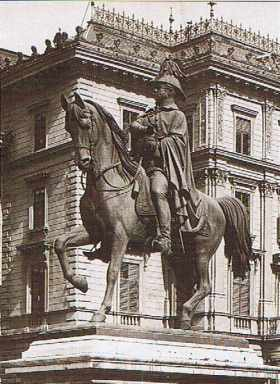 Monument du prince Schwarzenberg.