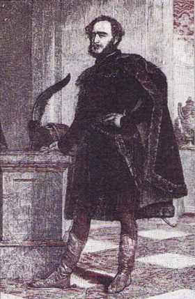 Comte Étienne Széchenyi.