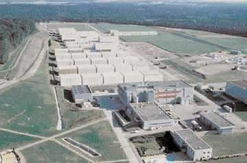 Centre de stockage des déchets nucléaires de l'Aube