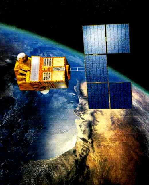 Le satellite Hélios.