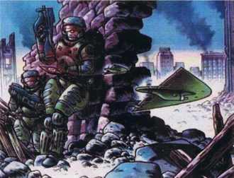 Les zones urbaines seront-elles le principal lieu d'opérations armées?
