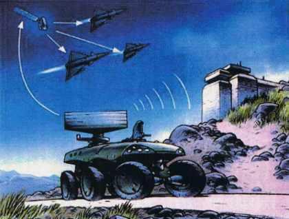 Des robots terrestres pour guider les avions