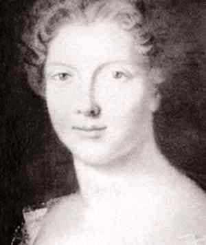Madeleine Béjart.