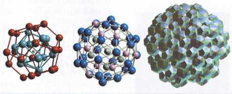 Amas atomiques de quasi-cristaux