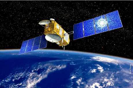 Le satellite d'océanographie Jason-1 (CNES-NASA).