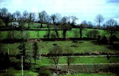 Bocage dense, Haute vallée de la Sée.