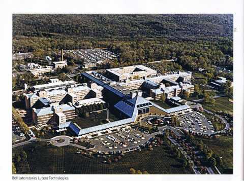 Bell Laboratories Lucent Technologies