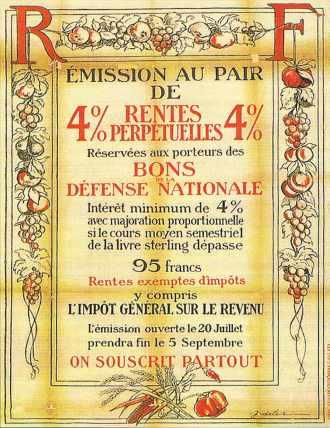 4% rente perpétuelle