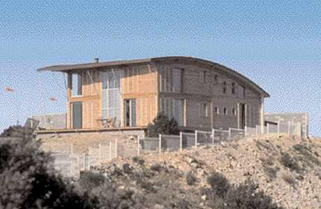 Maison individuelle, construction en bois, Narbonne