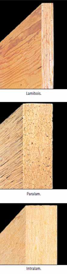 Panneaux en bois restructuré