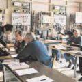 Cours de formation des jeunes en insertion à la RATP