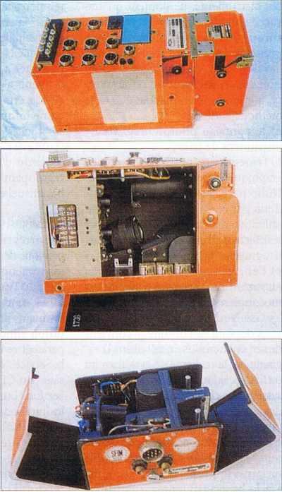 Les premières boîtes noires de l'aviation