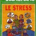 Couverture du journal L'tinérant : Le stress