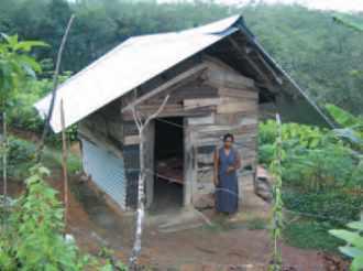 Mission à Beruwala Village, Sri Lanka