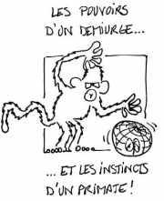 Illustration de François JEGOU : Les pouvoirs d'un demiurge