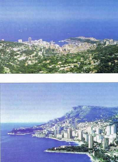 Vues de Monaco