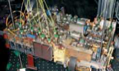 Intégration du modèle d'identification de l'horloge à atomes froids PHARAO