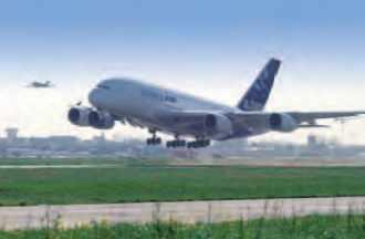 A380 au décollage.