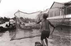 Delta du Mékong.