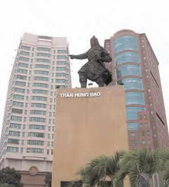 Hô Chi Minh-Ville.