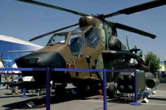 Hélicoptère d'attaque