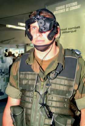 Armement terrestre : Système de sécurité intégré.