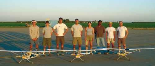 Drones du Department Civil and Environmental Engineering de UC Berkeley