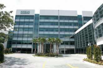 INSEAD - Campus de Singapour