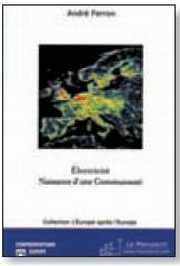 Couverture du livre : Electricité, naissance d'une communauté