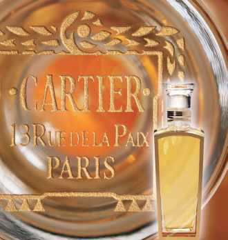 Parfum de CARTIER